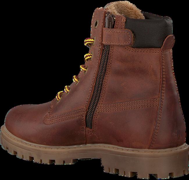 Brune DEVELAB Snørestøvler 41073  - large