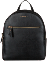Sorte LOULOU ESSENTIELS Rygsæk 01BACKPACK CLASSY CROC  - medium