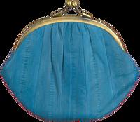 Blå BECKSONDERGAARD Pung GRANNY RAINBOW  - medium