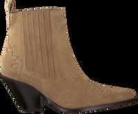 Beige TORAL Ankelstøvler 12358  - medium