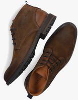 Cognac VAN LIER Chikke sko 2155823  - medium