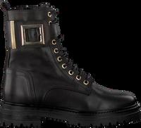 Sorte VERTON Snørestøvler 338  - medium