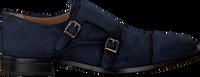Blå MAZZELTOV Chikke sko 3654  - medium