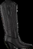 Sorte TORAL Lange støvler 12375  - medium