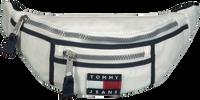 Hvide TOMMY HILFIGER Bæltetaske HERITAGE BUMBAG CNVS  - medium