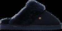 Blå WARMBAT Tøfler FLURRY  - medium