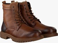 Brune VERTON Snørestøvler 11-1227-7105  - medium