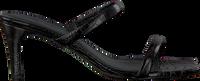Sorte TORAL Tøfler TL-12315  - medium