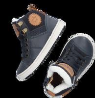Blå TON & TON Højskaftede sneakers ARVID  - medium