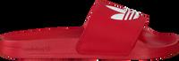 Røde ADIDAS Badetøfler ADILETTE LITE J  - medium