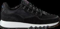 Sorte FLORIS VAN BOMMEL Lavskaftede sneakers 16393  - medium
