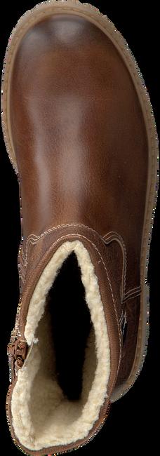 Cognac OMODA Ankelstøvler ALL519E6L_COGNOM  - large