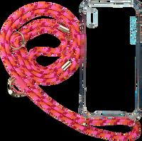 Lyserøde KASCHA-C Telefonrem PHONECORD IPHONE XS MAX  - medium