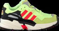 Gul ADIDAS Lavskaftede sneakers YUNG-96 J  - medium