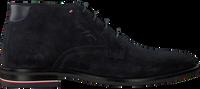 Blå TOMMY HILFIGER Chikke sko SIGNATURE HILFIGER BOOT  - medium