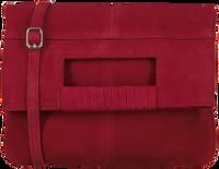 Røde UNISA Clutch ZKAY  - medium