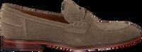 Beige MAZZELTOV Loafers 5401  - medium