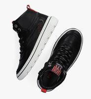 Sorte RED-RAG Højskaftede sneakers 13515  - medium