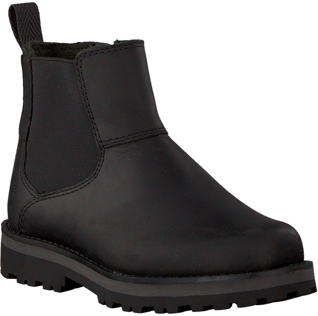 Sorte TIMBERLAND Chelsea boots COURMA KID  - large