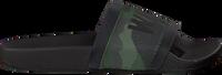 Grønne THE WHITE BRAND Badetøfler ELASTIC MINIMAL KIDS  - medium