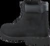 Sorte TIMBERLAND Snørestøvler 6IN PRM WP BOOT KIDS  - small