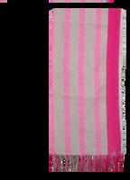 Lyserøde NOTRE-V Sjal ANNABEL  - medium