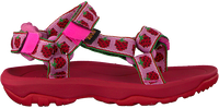 Lyserøde TEVA Sandaler 1019390 T HURRICANE XLT 2 SPNK  - medium