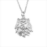 Sølv ATLITW STUDIO Halskæde SOUVENIR NECKLACE LION  - medium
