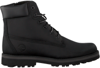 Sorte TIMBERLAND Snørestøvler COURMA KID TRADITIONAL  - medium