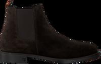 Brune SCOTCH & SODA Chelsea boots PICARO  - medium