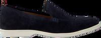 Blå MAZZELTOV Loafers 5579  - medium