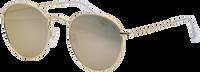 Guld IKKI Solbriller VOLPE  - medium