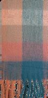Lyserøde Yehwang Sjal SOFT CHECKERED  - medium