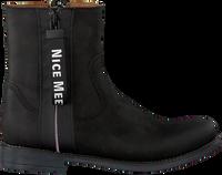 Sorte OMODA Ankelstøvler OM119675  - medium