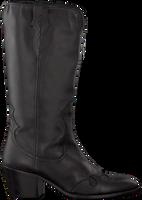 Sorte TORAL Lange støvler 12540  - medium