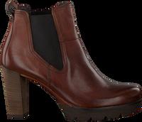 Cognac PAUL GREEN Ankelstøvler 9683  - medium