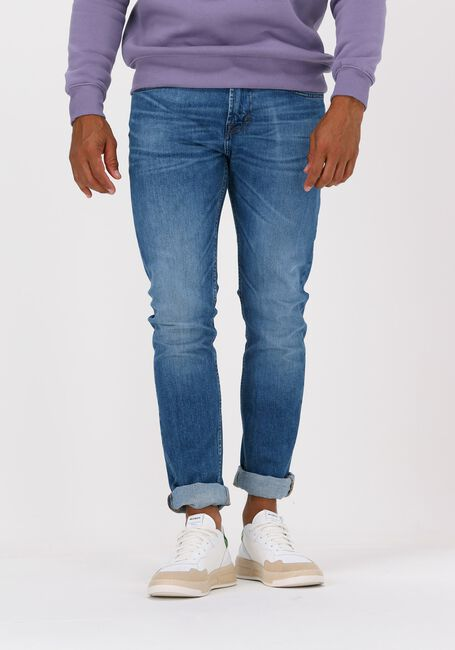 Blå 7 FOR ALL MANKIND Slim fit jeans RONNIE SPECIAL EDITION AMERICA - large