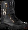 Sorte JOCHIE & FREAKS Snørestøvler 20956  - small