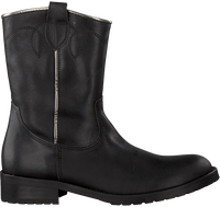 Sorte HIP Lange støvler H1169  - medium