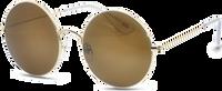 Brune IKKI Solbriller DUFOUR  - medium