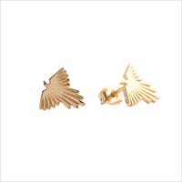 Guld ATLITW STUDIO Ørering PARADE EARRINGS EAGLE  - medium
