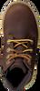 Brune TIMBERLAND Snørestøvler POKEY PINE 6IN BOOT KIDS  - small