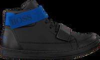 Sorte HUGO Højskaftede sneakers J29230  - medium