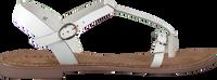 Hvide LAZAMANI Sandaler 75.501  - medium