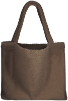 Brune STUDIO NOOS Shoppingtaske CHUNKY TEDDY MOM-BAG  - medium