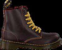 Røde DR MARTENS Snørestøvler 1460 K PASCAL  - medium