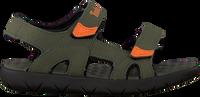 Grønne TIMBERLAND Sandaler PERKINS ROW 2-STRAP  - medium
