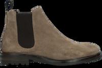 Taupe MAZZELTOV Chelsea boots 4146  - medium