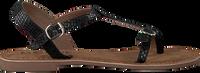 Sorte LAZAMANI Sandaler 75.501  - medium