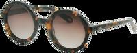 Brune IKKI Solbriller TATE  - medium